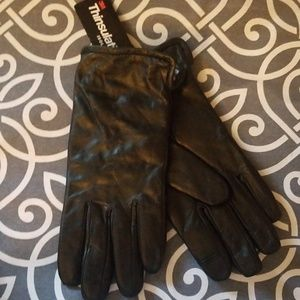 Wilson Leather Gloves